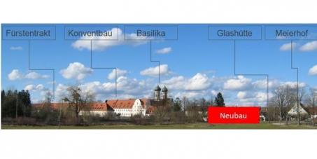 Stoppt die Pläne, das Fraunhofer Tagungshaus im Südgarten des Klosters Benediktbeuern zu errichten! Es gibt Alternativen