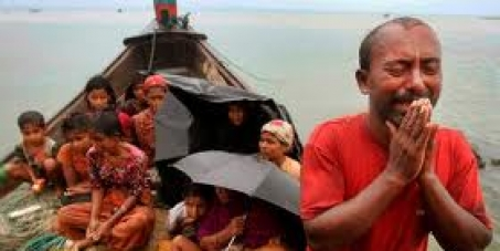 Остановим геноцид  народа рохинджа в Мьянме!