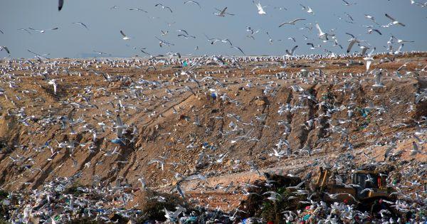 Όχι άλλα σκουπίδια στη Δυτική Αττική