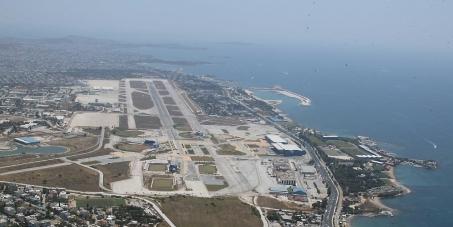 Όχι στην αυθαίρετη και άδικη εκδίωξη συλλόγων από το πρώην αεροδρόμιο Ελληνικού