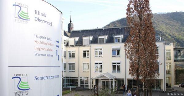 Rettung Loreley Kliniken Mittelrhein