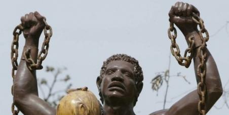 Respectons la particularité de Mémoire de l'esclavage! Show respect to the uniqueness of the Memory of slavery!