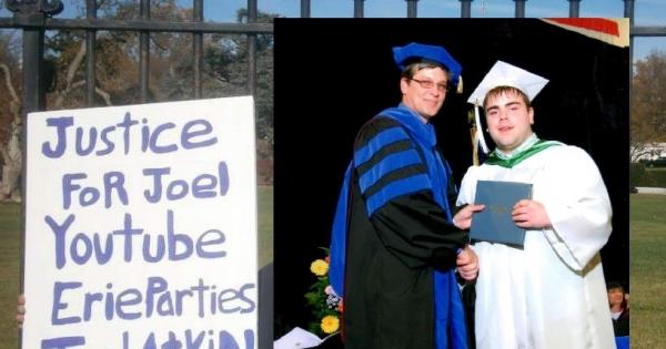 Joel Atkin: Justice For Joel