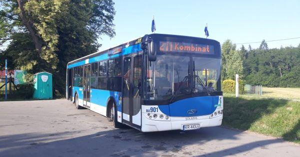 Wydłużenie trasy autobusu MPK linii 211 do Ispiny