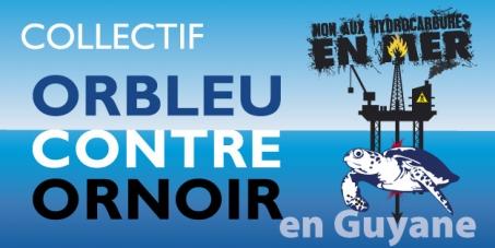 Non à l'exploitation pétrolière au large de la Guyane ! No Oil Drilling in French Guiana !