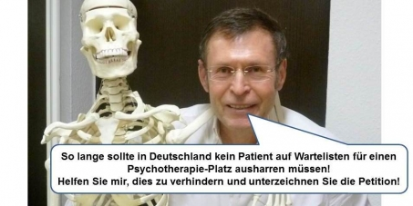 """Rasche Verbesserung der psychotherapeutischen Versorgung durch höher vergütete """"Erstgespräche"""""""