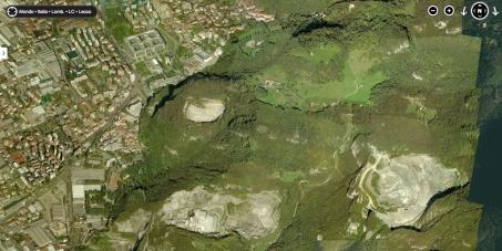 Stop alle cave sui monti di Lecco