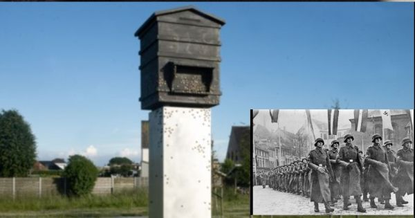SS-monument in Zedelgem moet wég!