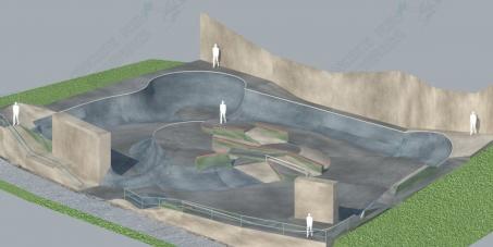Aux personnes publiques : Un skatepark à Louvain-La-Neuve