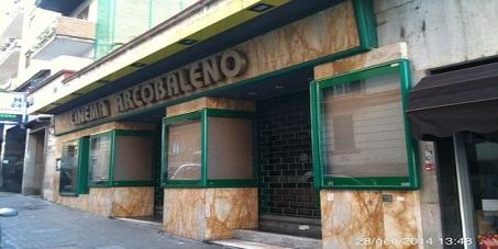 Al Sindaco di Napoli: Riapriamo la sala cinematografica Arcobaleno al Vomero