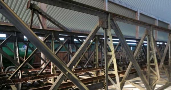 Escher-Steg Ravensburg, Aufhebung des Denkmalschutzstatus und anschließender Entsorgung