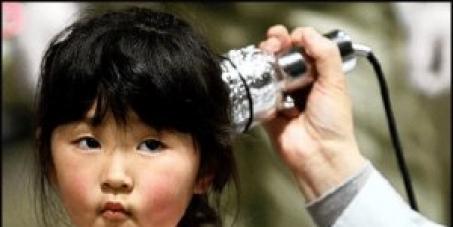 Évacuation collective des enfants de FUKUSHIMA