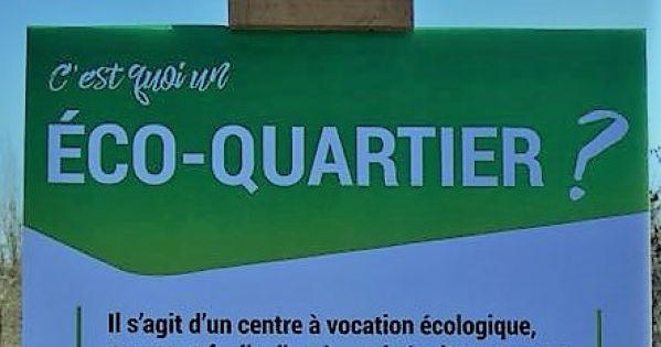 Ville de Laval: Pour des éco-quartiers à Laval