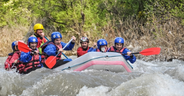 SAVE  BULGARIAN  RAFTING!
