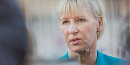Skriv på för att Sverige ska ha en feministisk utrikespolitik!