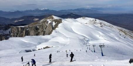 Σταματήστε την καταστροφή του χιονοδρομικού κέντρου Φαλακρού