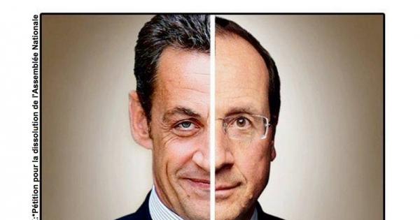 Pétition pour la dissolution de l'Assemblée Nationale Française