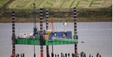 Irish EPA: Don't give Shell a Licence to Pollute!