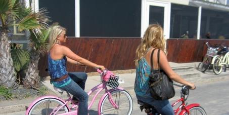 Pouvoir aller à l'école à vélo sans risque