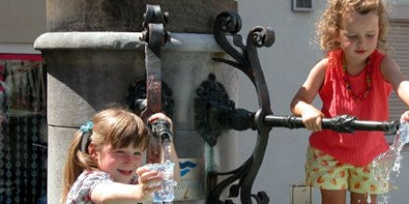 Wasser ist kein Spekulationsobjekt!  Das Wasser gehört allen!