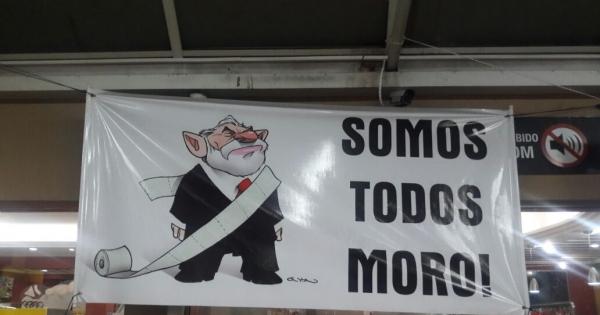 Boicote ao Posto Ipiranga por calúnia e difamação contra LULA
