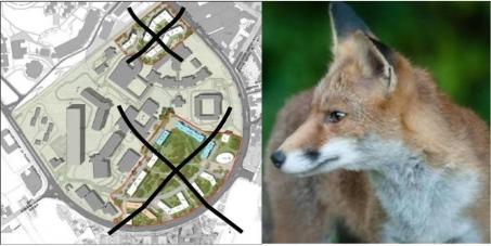 Empêcher la construction de logements privés sur le plus grand espace vert d'Ixelles