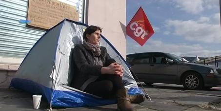 Anne Bourgeois, éducatrice spécialisée, mère de 4 enfants, entame une grève de la faim !