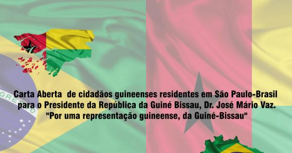 Presidente da Republica e o Governo da Guine Bissau: Carta Aberta para Guiné-Bissau