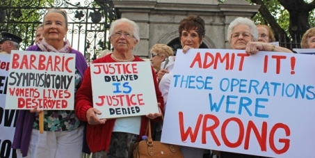 Justice for Irish Victims of Torture