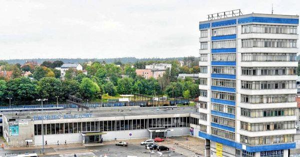 Chcemy nowego dworca PKP w Olsztynie!