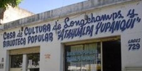 Un lugar físico para la Biblioteca Popular Atahualpa Yupanqui