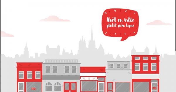 « Noël en ville plutôt qu'en ligne » : soutenez les commerçant∙e∙s de Suisse romande