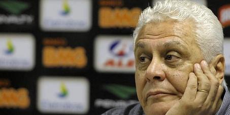 Presidente do Clube de Regatas Vasco da Gama: Roberto Dinamite, RENUNCIE! Se você ama o Vasco, saia agora!