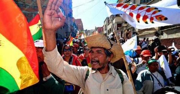 Presidente de Bolivia, Evo Morales: Salvemos el territorio indígena del TIPNIS