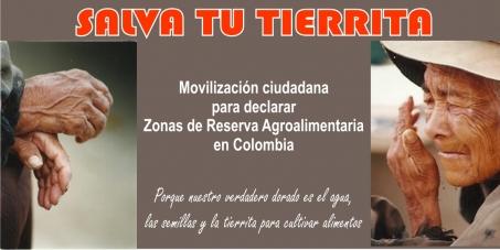 Campaña SALVA TU TIERRA