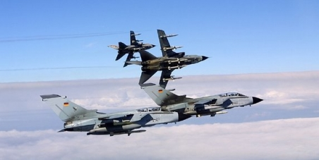 Stoppt den militärischen Fluglärm über Deutschland