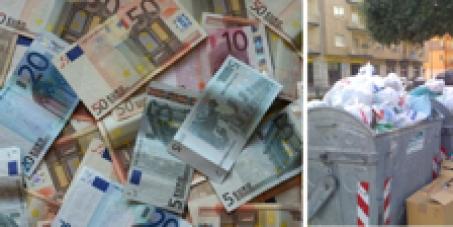 tassa sulla nettezza urbana: no  al calcolo sul metro quadro ma tassando i beni al momento dell'acquisto