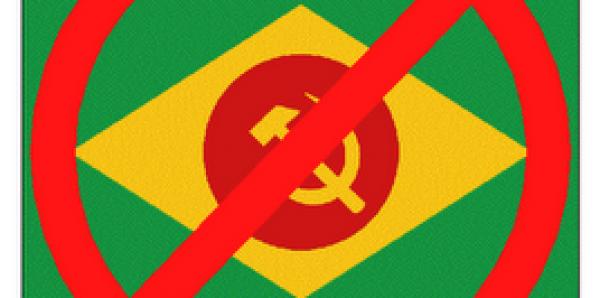 Proibição de partidos comunistas no Brasil