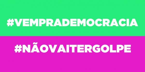 Congresso Nacional: Lutem pela Democracia Brasileira