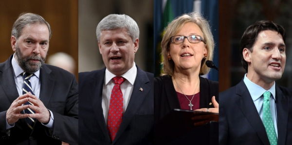 The Globe and Mail, TVA, and the Munk Debates: We call on you to include Elizabeth May in your debate.