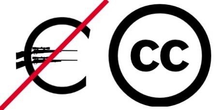 Sauvons le libre,gardons les Creative Commons gratuites!