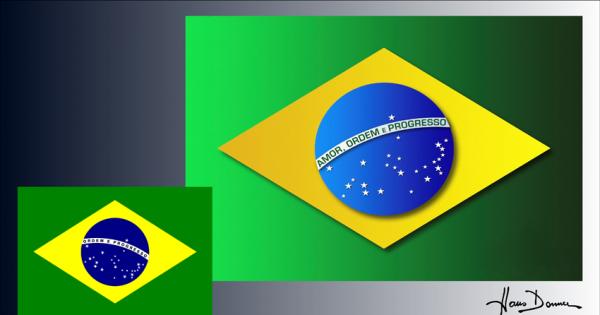 Uma Bandeira Positiva Para o Brasil