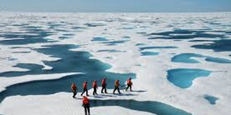 UN member states: establish global agreement to fund emergency Arctic cooling