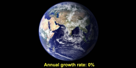 Endless growth on a finite planet? Demand economic alternatives!