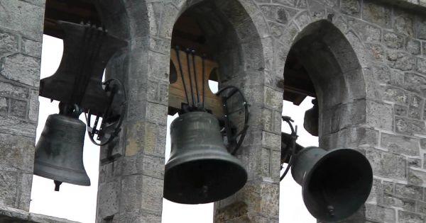 Les cloches d'église!