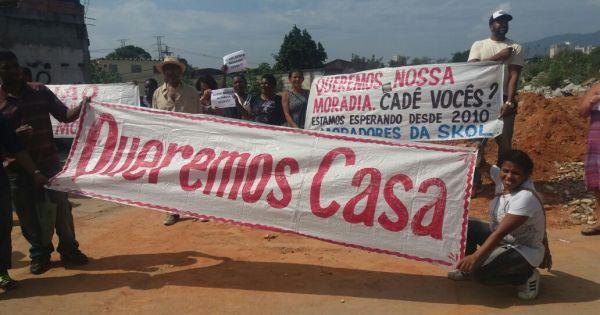 Governador do estado do RJ Ministro Alexandre Baldy Deputado Rodrigo Maia : Liberação de Recurso para Construção de 3948 Moradias