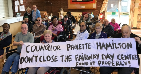 Birmingham City Council : Save Fairway Day Centre from Closure