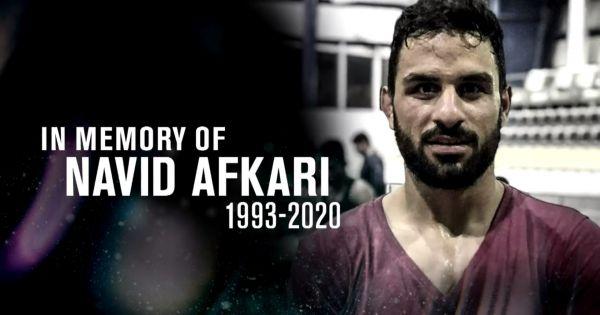 Ban Islamic Republic of Iran For Navid Afkari