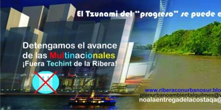 Que se respete la Ordenanza que declara Reserva Natural a la selva ribereña de Quilmes y Avellaneda.