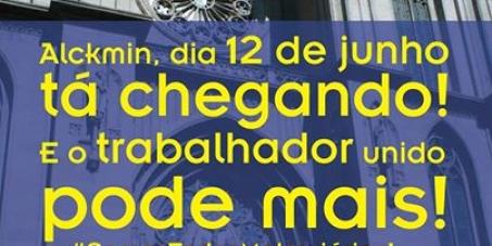 #somostodosmetroviários #readmissãojá